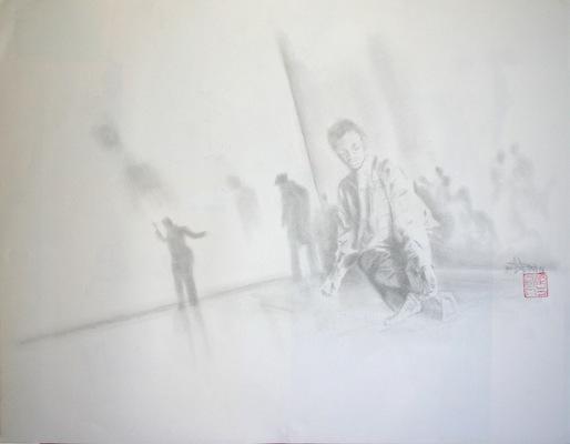 dessinsdenis - Ombre IX