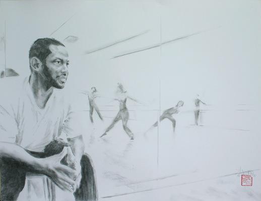 dessinsdenis - Pause danse