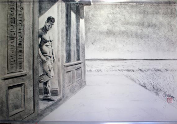 dessinsdenis - Au soleil