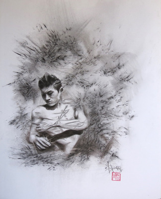 dessinsdenis - Flânerie