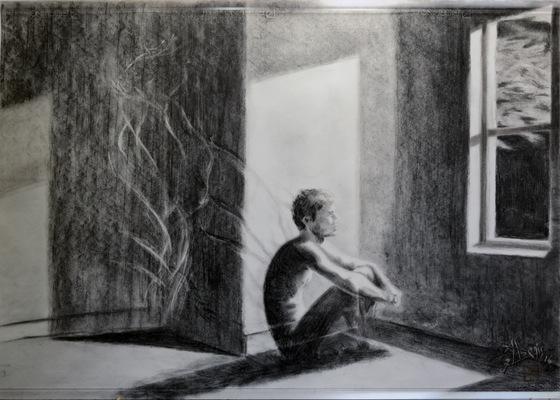 dessinsdenis - Un matin