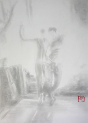 dessinsdenis - Ombre VI