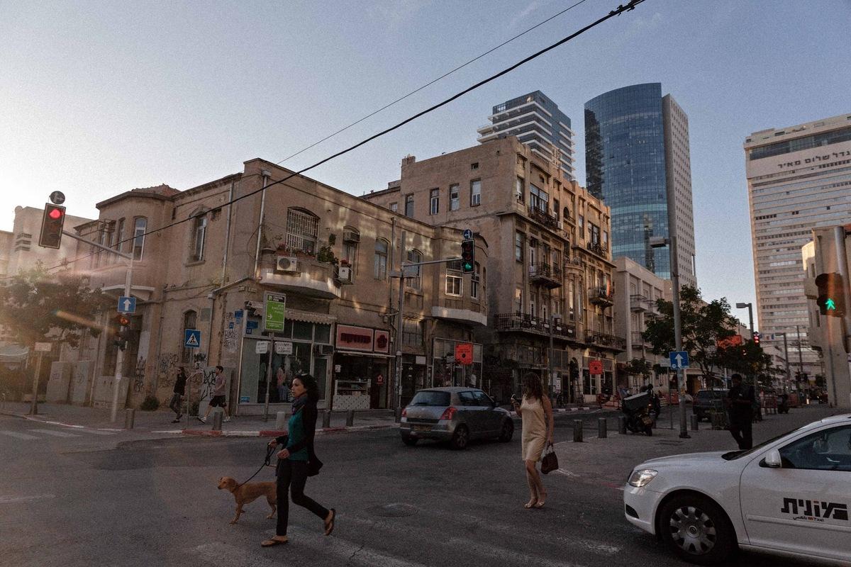 sebastiancunitz - Downtown Tel - Aviv