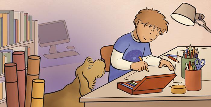 José Mª Pérez - Ilustración -