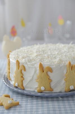 Sylvie Aït-ali - Gâteau de Pâques
