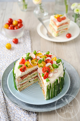 Sylvie Aït-ali - Sandwich Cake