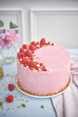 Sylvie Aït-ali - Layer cake rose