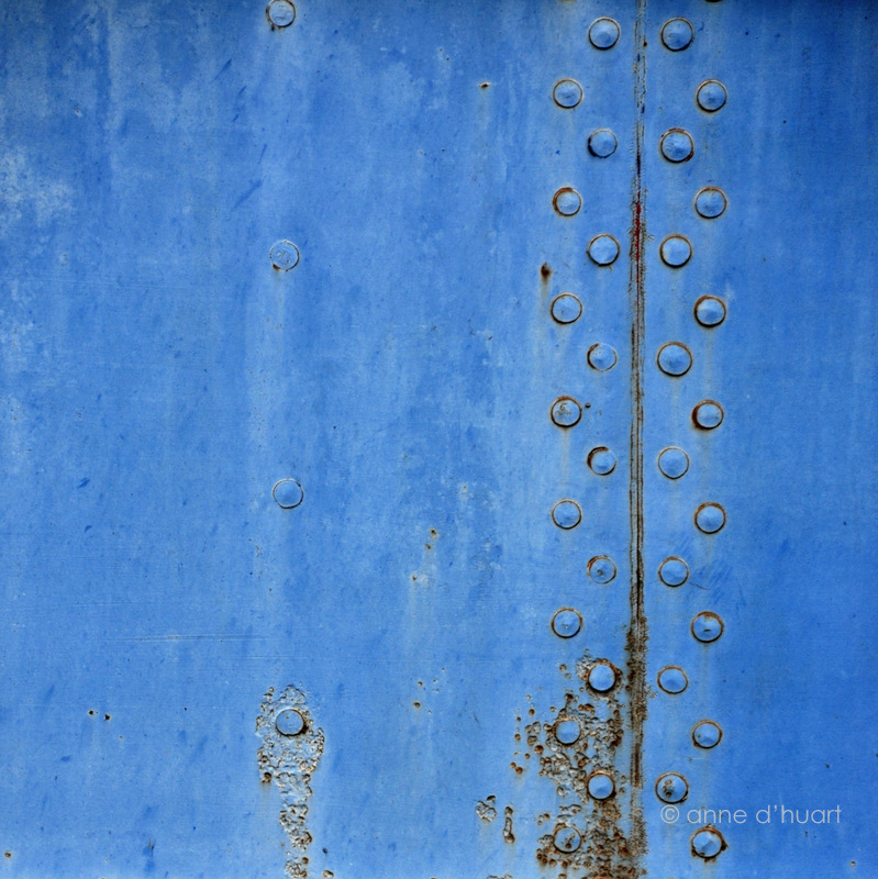 Anne dHuart . Photographies - Just blues