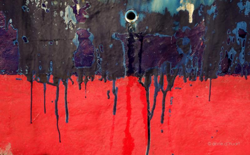 Anne dHuart . Photographies - Expressionisme abstrait
