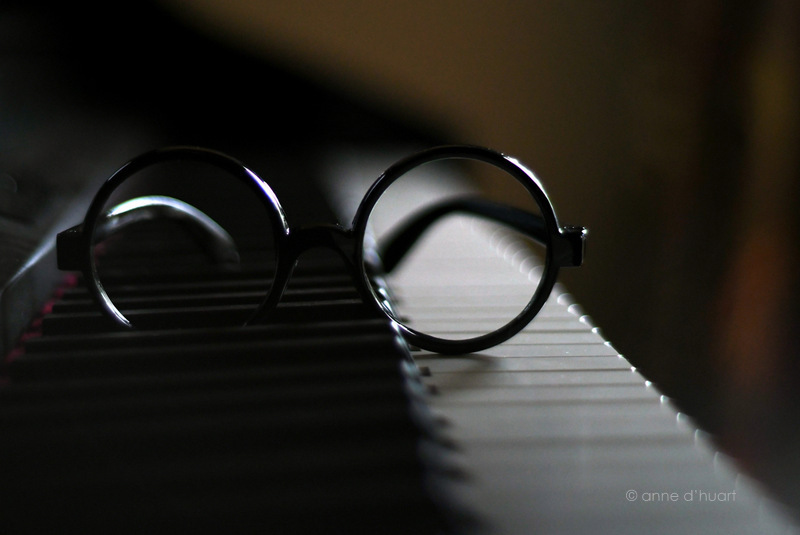 Anne dHuart . Photographies - Petite musique dHarry