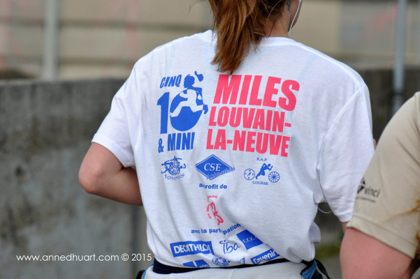 Anne dHuart . Photographies - 10 Miles LLN
