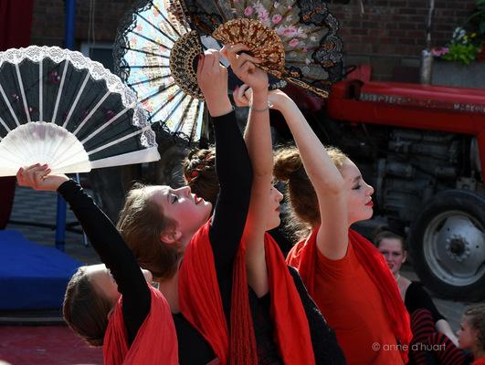 Anne dHuart . Photographies - Spectacle Ecole de Cirque Gblx