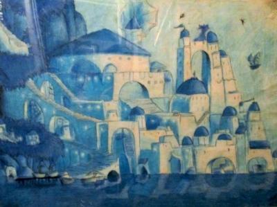 Annie Maheux Works - Citadelle