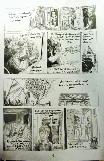 Annie Maheux Works - BD reversible Montreal page 2