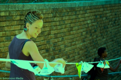 Annie Maheux Works - Izivuno Zothando
