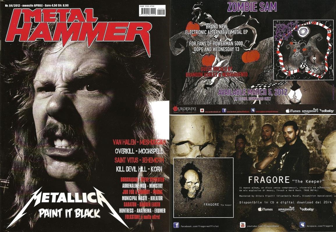 fragore - Meta Hammer - April 2012