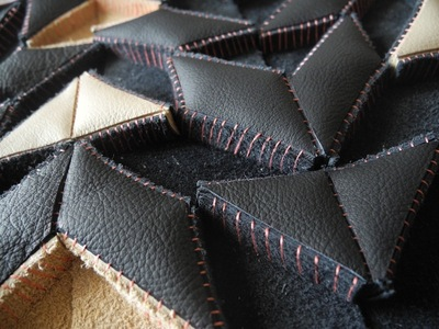 Asami Ohara - Leather project detail(June 2013)