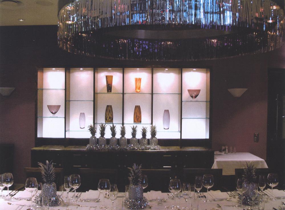 heikeschroeder.com - Sylvester in der VIP-Lounge des Mövenpicks.