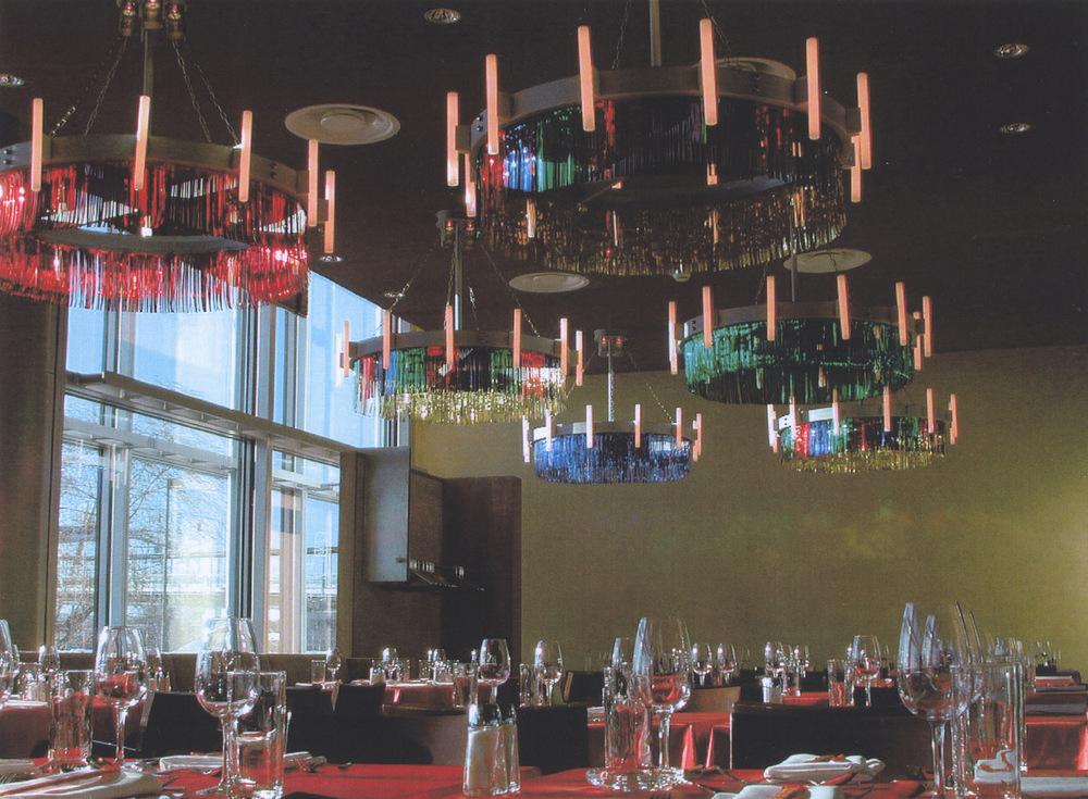 heikeschroeder.com - Sylvestermenü Chinatown im Mövenpick-Restaurant der Autostadt.