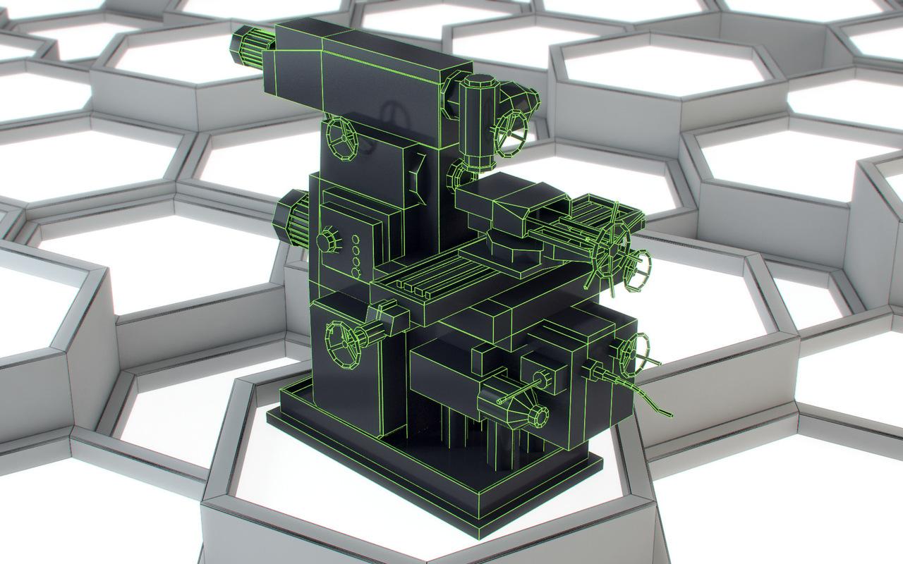 Myznikov Fedor Portfolio - 3Ds Max/V-Ray/Fusion