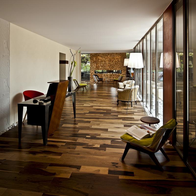 Fabien Delairon photographe - Restaurant Le Clos des sens Architecte : Icmarchitectures