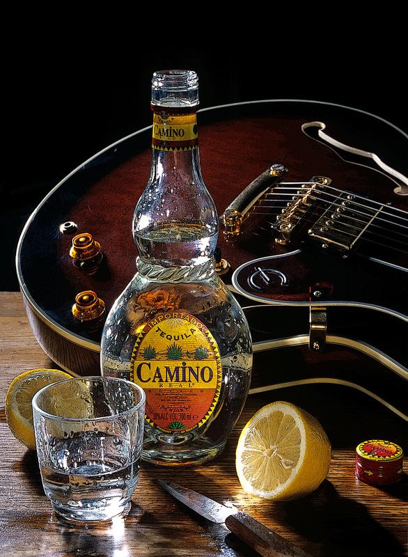 Fabien Delairon photographe - Publicité Tequila