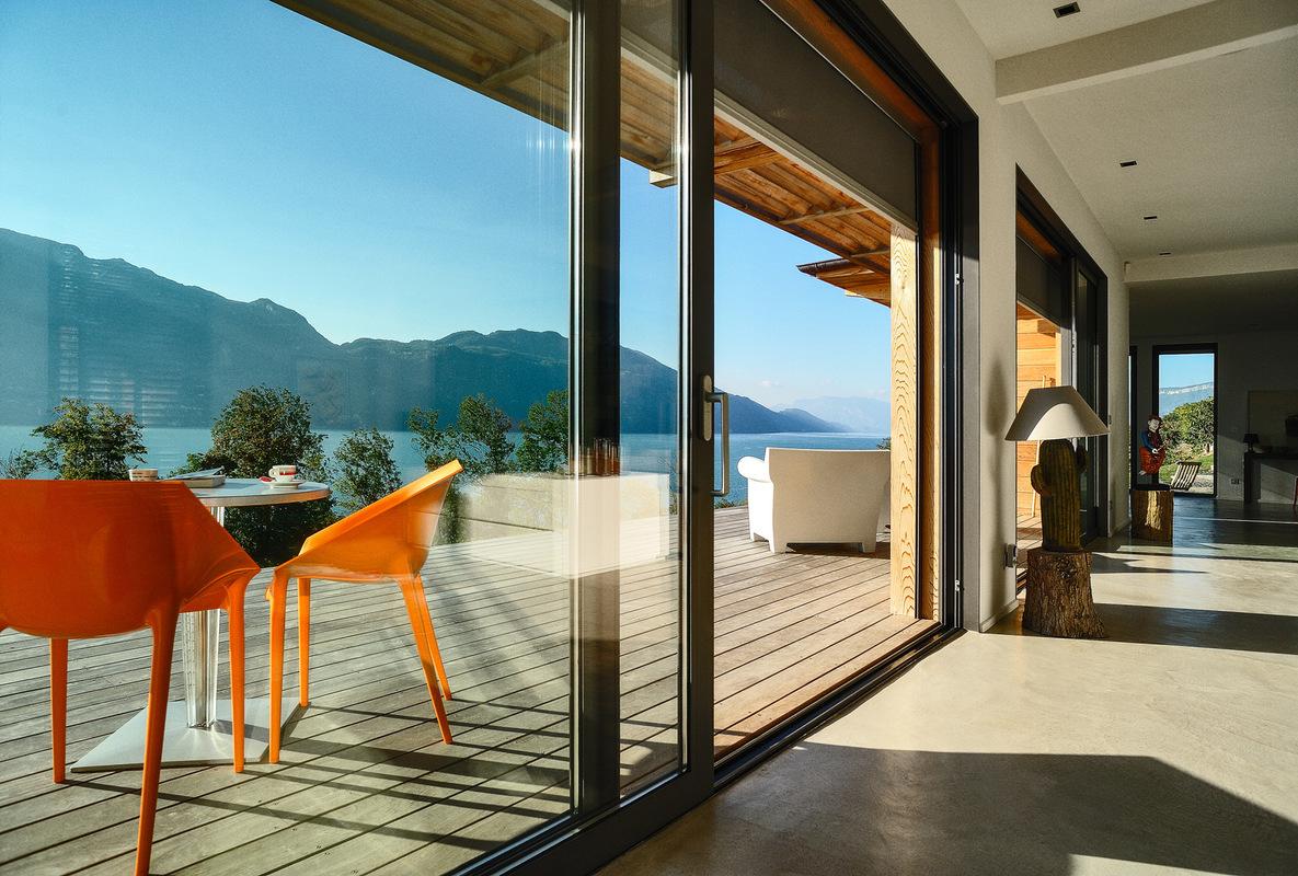 Fabien Delairon photographe - La maison du lac
