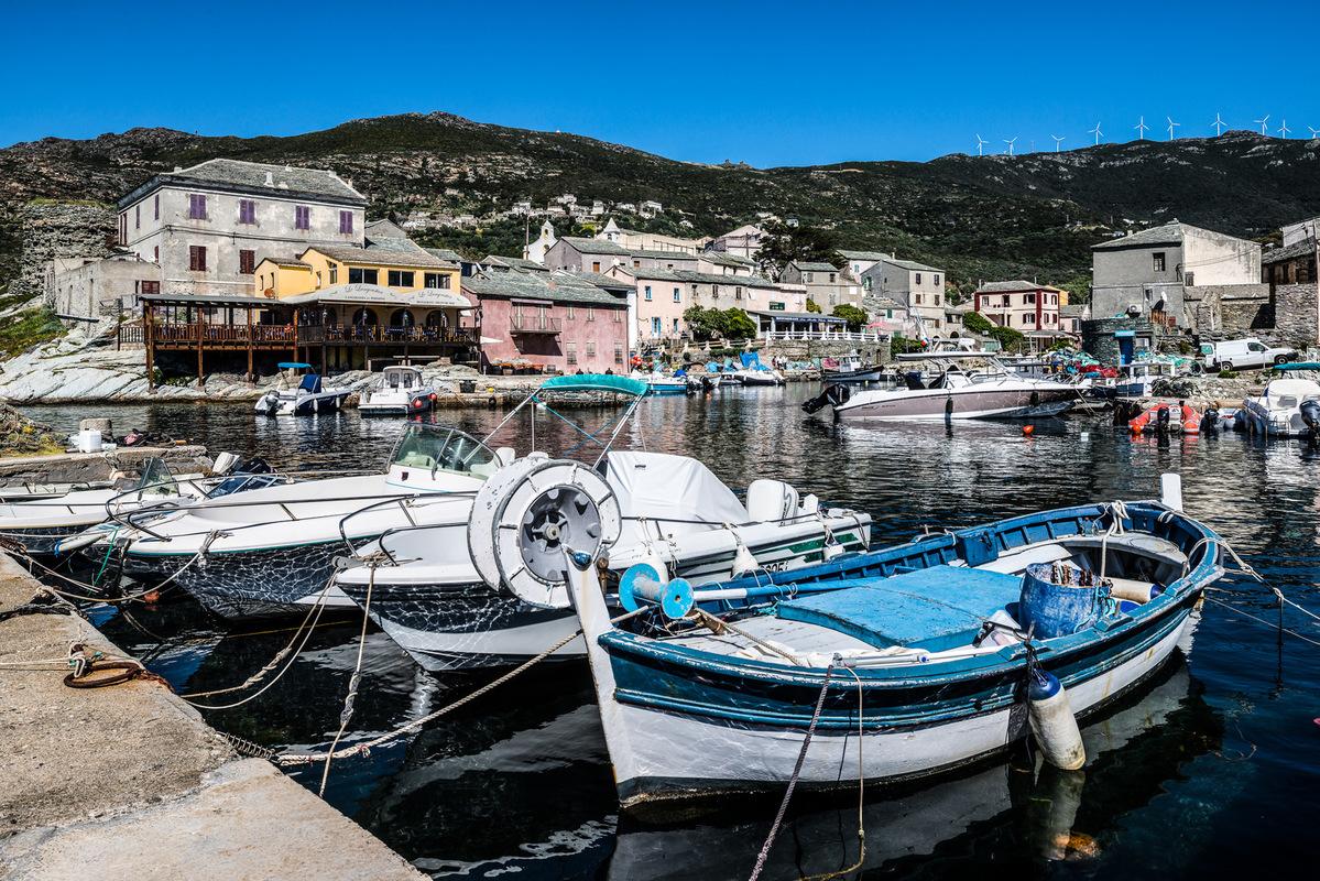 Fabien Delairon photographe - CORSE - Haute Corse - Centuri