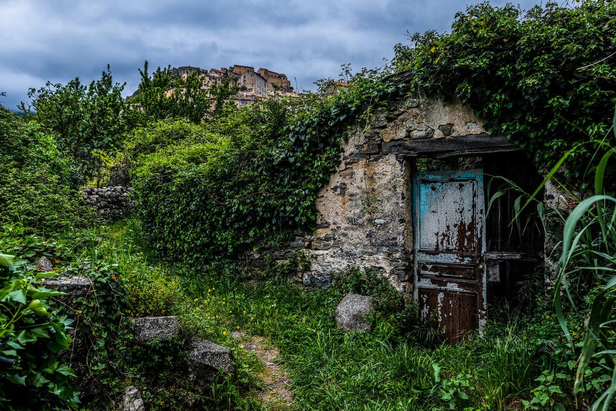 Fabien Delairon photographe - CORSE - Corte
