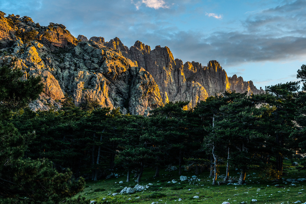 Fabien Delairon photographe - CORSE - Massif de Bavella
