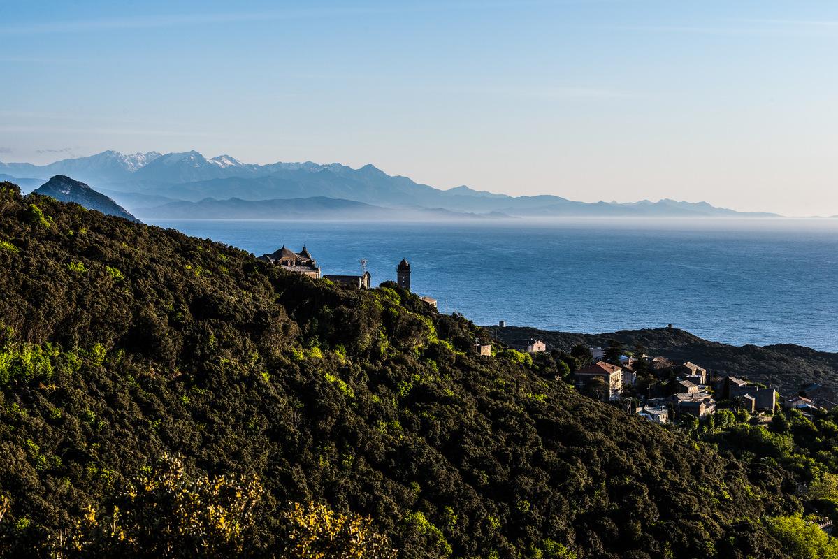 Fabien Delairon photographe - CORSE - Haute Corse - Morsiglia