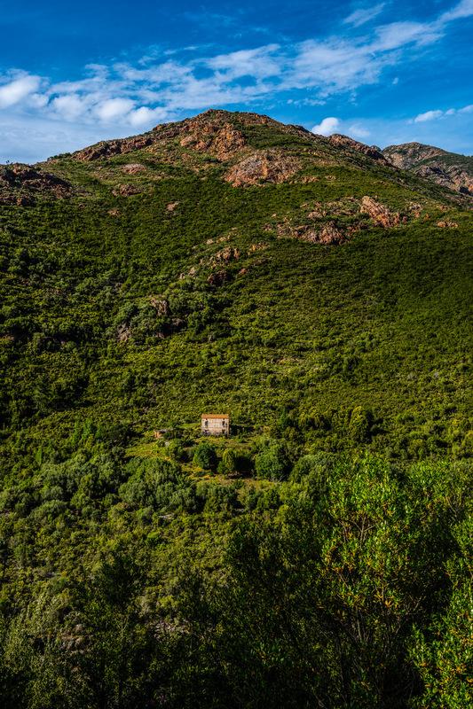 Fabien Delairon photographe - CORSE - MANSO - Vallée du Fango
