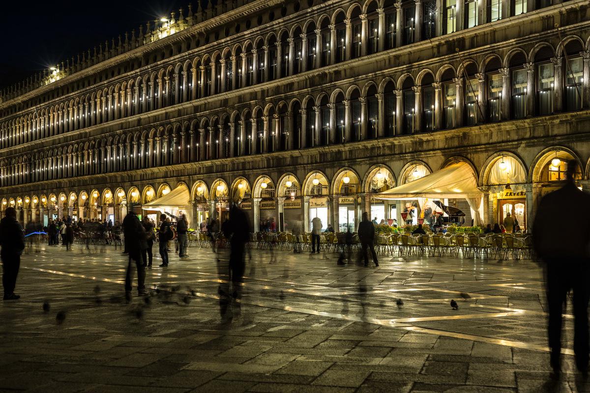 Fabien Delairon photographe - Italie - Venise, place St Marc