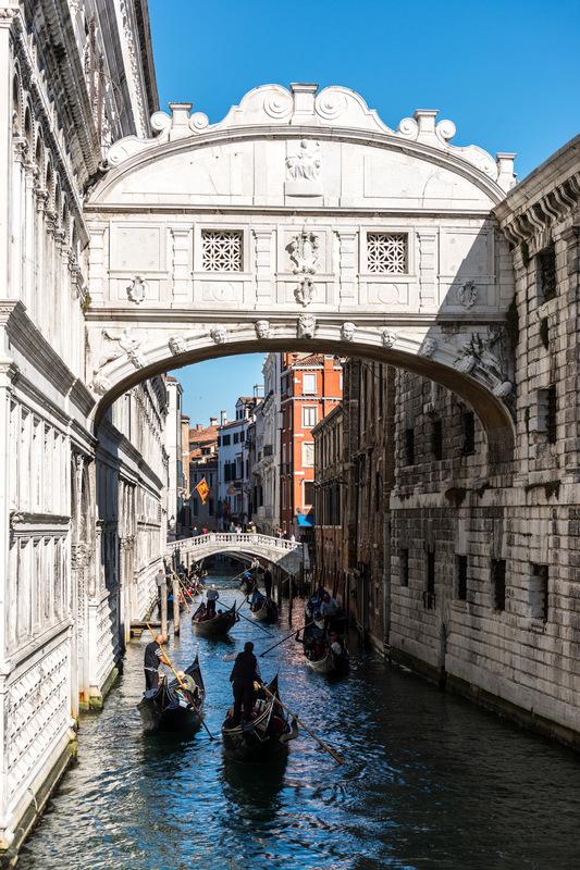 Fabien Delairon photographe - Italie - Venise, le pont des soupirs