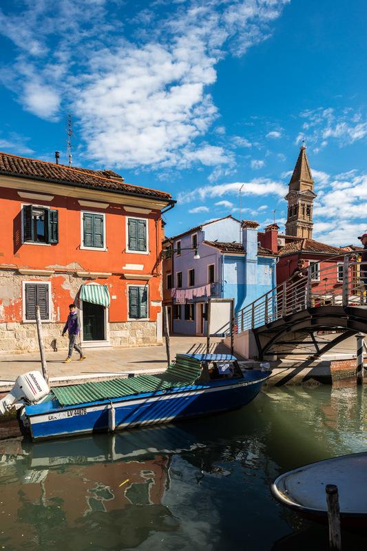 Fabien Delairon photographe - Italie - île de Burano