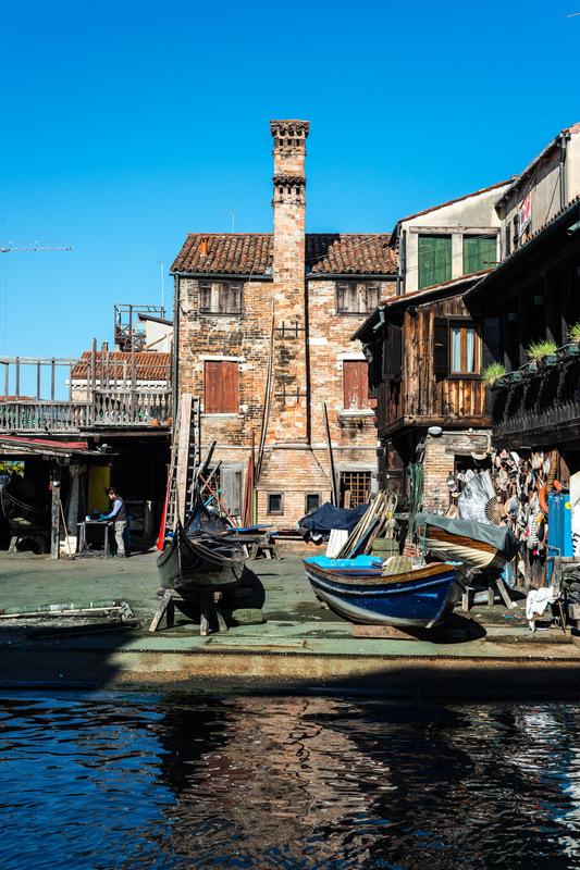 Fabien Delairon photographe - Italie - Venise, Rio del Fornace
