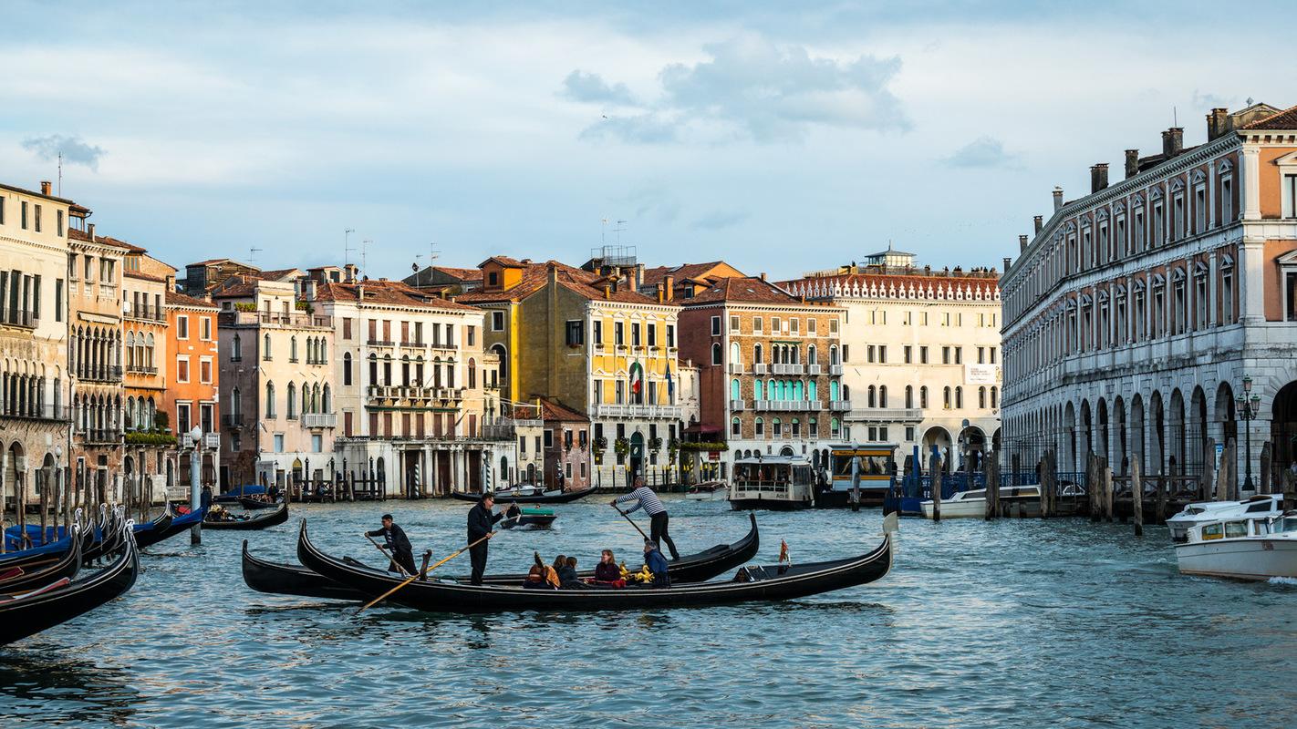Fabien Delairon photographe - Italie - Venise - Grand canal - Quartier Cannaregio