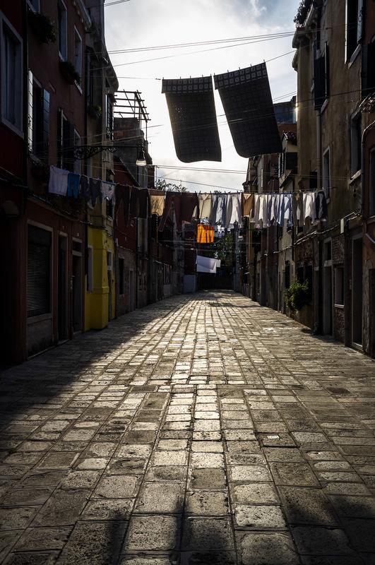 Fabien Delairon photographe - Italie - Venise, quartier Castello