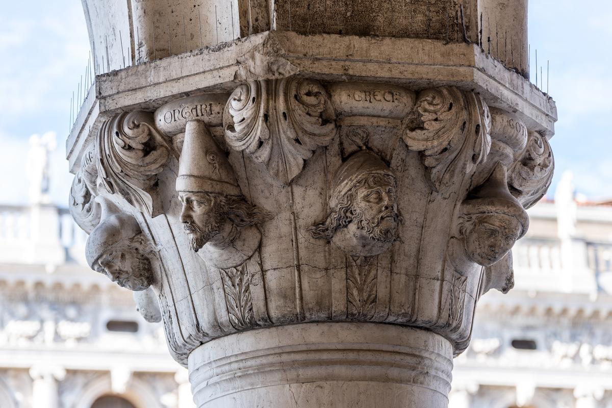 Fabien Delairon photographe - Italie - Venise, détail place St Marc