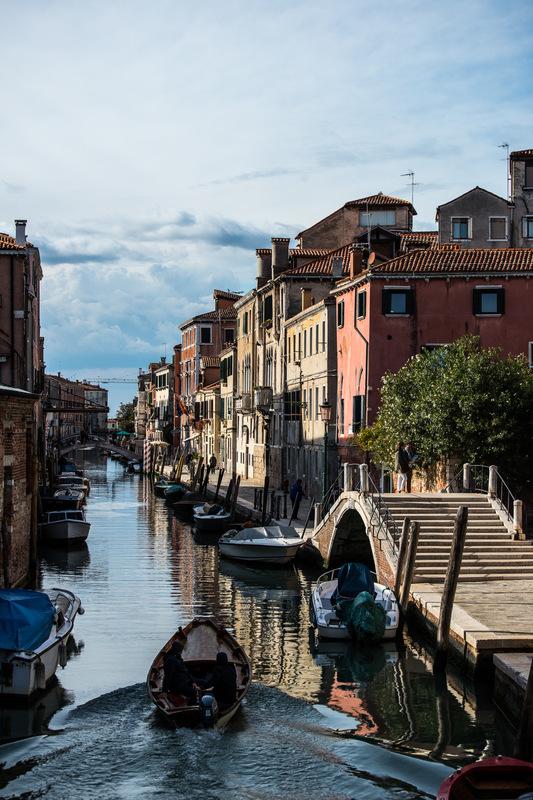 Fabien Delairon photographe - Italie - Venise, Quartier Cannaregio