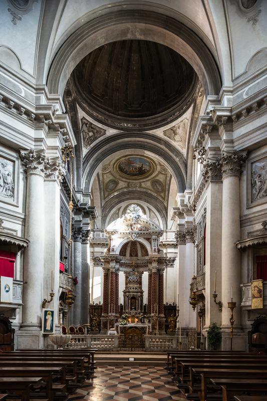 Fabien Delairon photographe - Italie - Venise, Chiesa Santa Maria Del Rosario