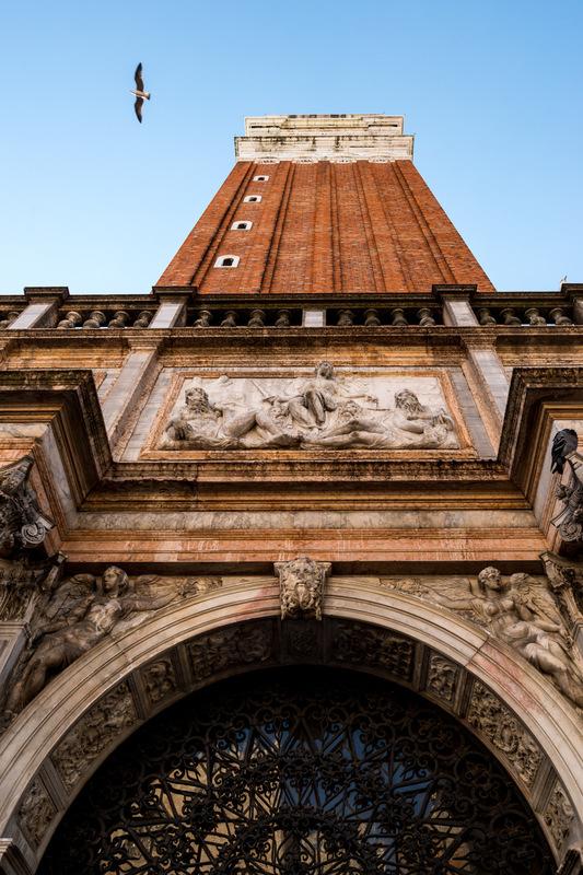 Fabien Delairon photographe - Italie - Venise, le Campanile