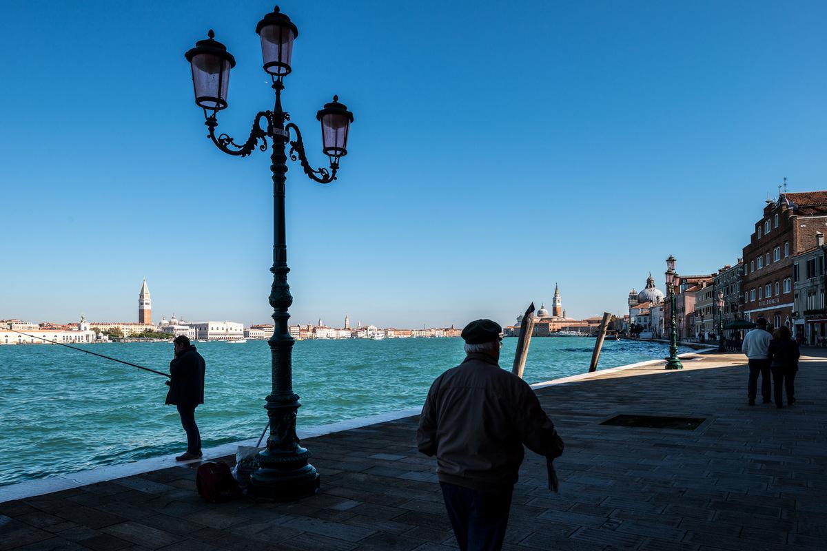 Fabien Delairon photographe - Italie - Venise depuis lîle de la Giudecca