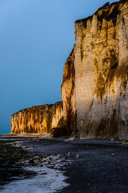 Fabien Delairon photographe - Haute Normandie - Les Grandes Dalles