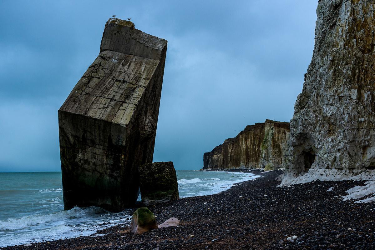 Fabien Delairon photographe - Haute Normandie - Sainte Marguerite sur mer