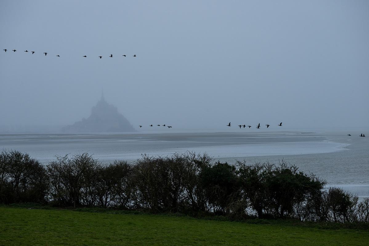 Fabien Delairon photographe - Le Mont Saint Michel