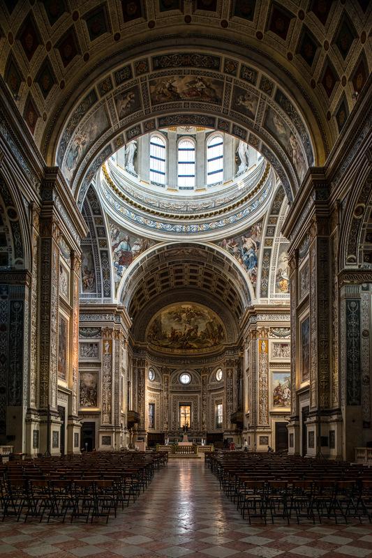 Fabien Delairon photographe - Italie - Mantova