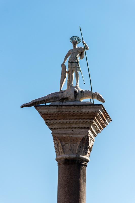 Fabien Delairon photographe - Italie - Venise, St Marc terrassant le dragon
