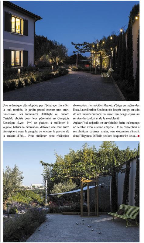 Fabien Delairon photographe - Parution magazine Domodeco