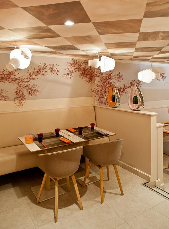 Fabien Delairon photographe - Restaurant Le Contresens